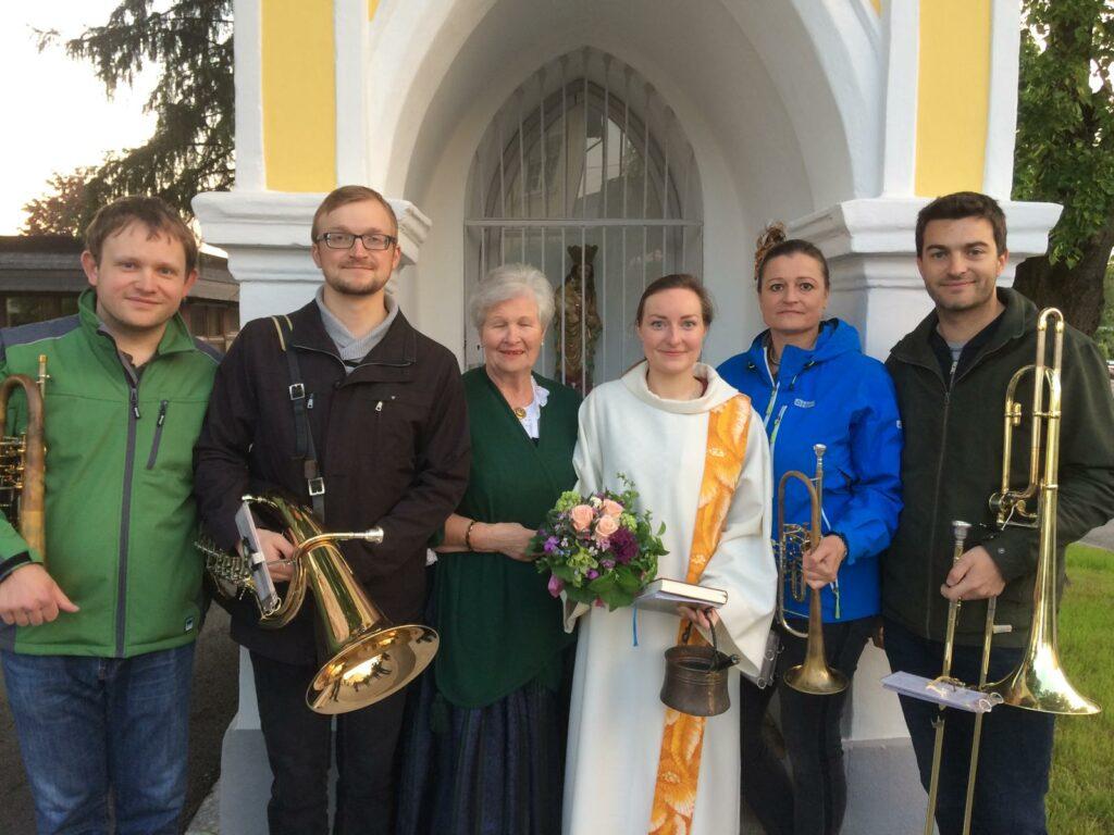 Kapellenweihe 2019