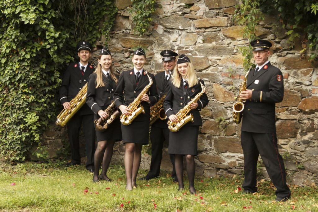 Register - Saxophon