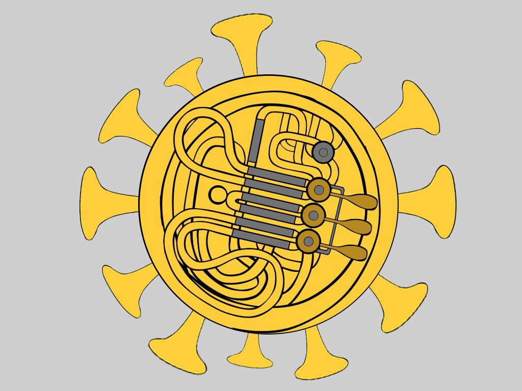 Corona-Horn