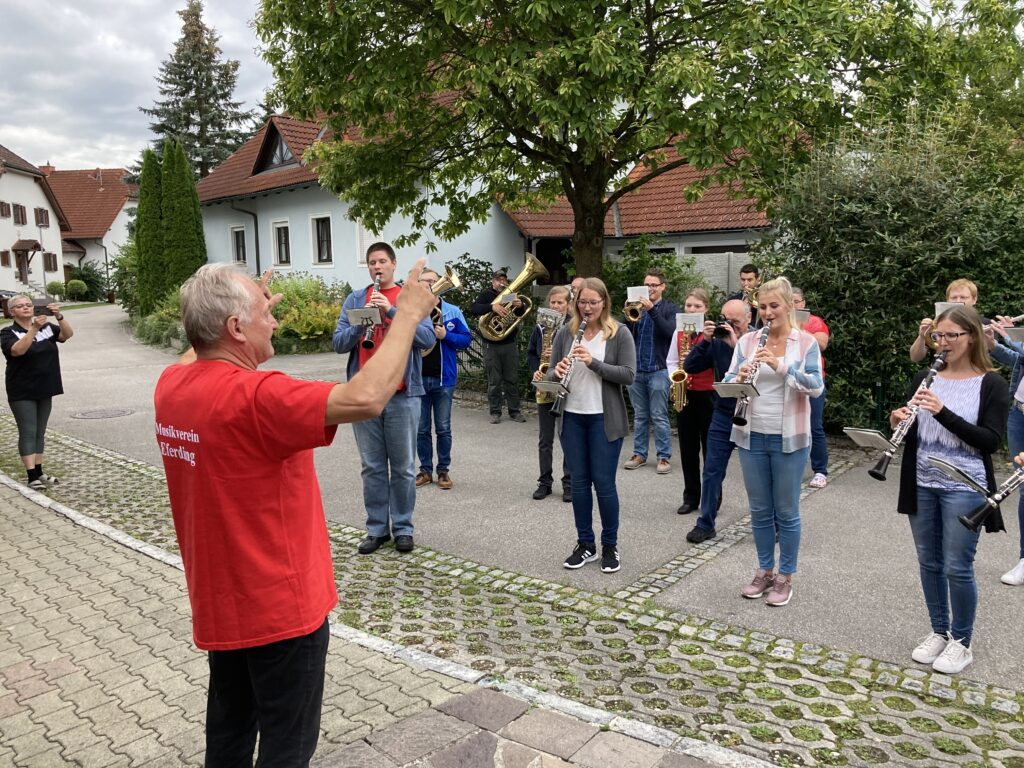 Geburtstagsständchen 60er - Adi Haslinger