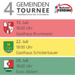 4 Gemeinden Tournee